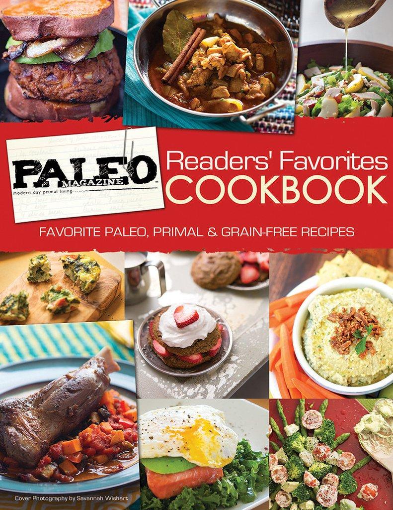 Paleo Magazine Readers' FavoritesCookbooks